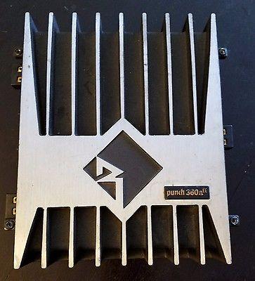 Rockford Fosgate Punch 360a2 Amplifier