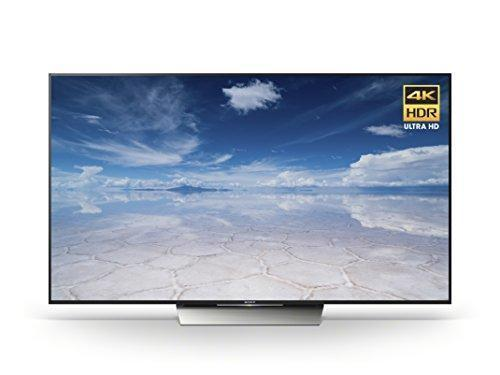 Sony XBR75X850D 4K HDR Ultra HD Smart TV.