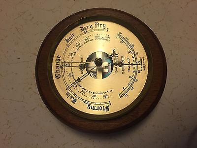 Bey Berk Vintage Thermometer / Barommeter ( made in france)