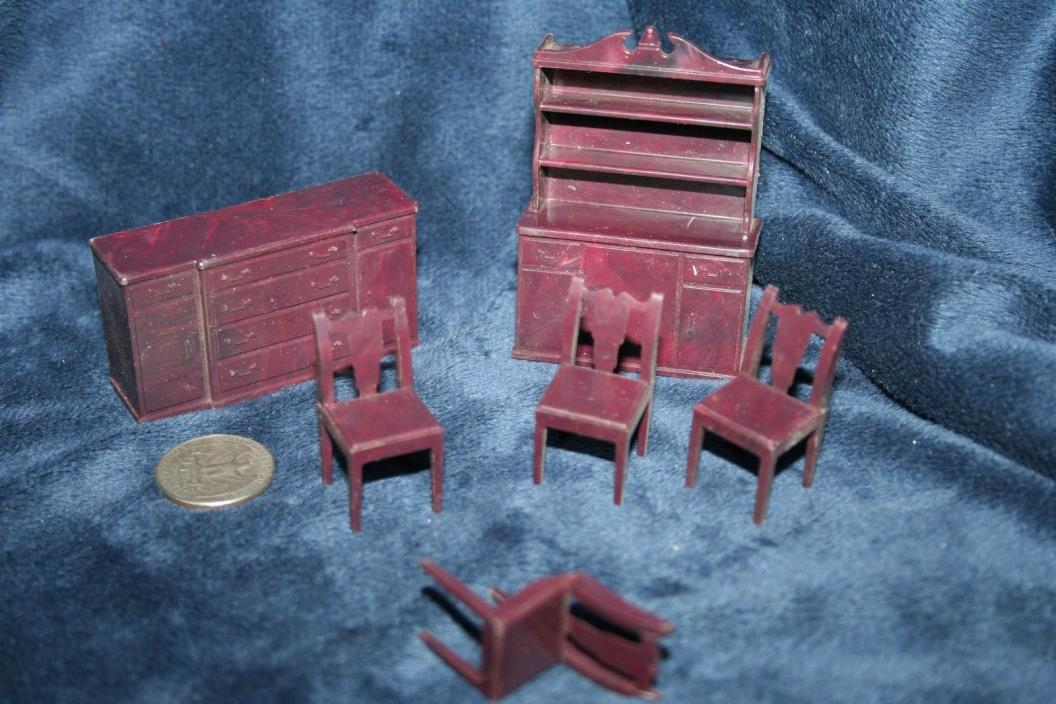vintage doll house furniture sale jpg 853x1280