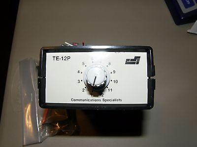 *NEW TE-12P CTCSS / PL Tone Selector Box Communications specialists ComSpec CSI