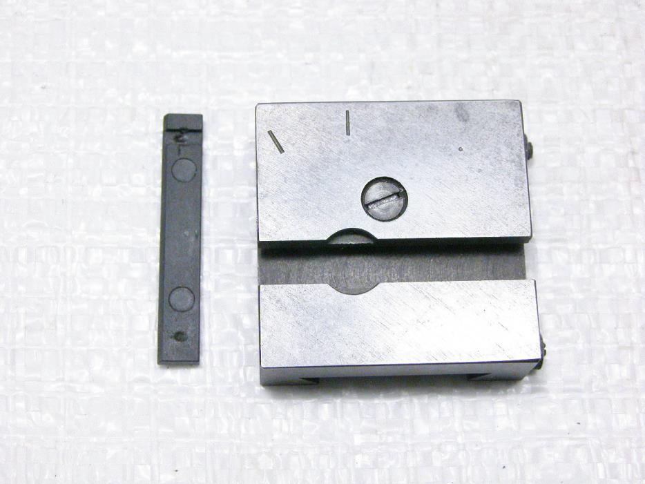 Emco Unimat 3 Mini Lathe Cross Slide with Plastic Gib