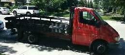 Flatbed 2004 Dodge Sprinter Pickup Truck