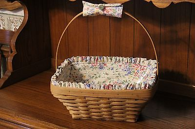 LONGABERGER 2003 LARGE EASTER BASKET