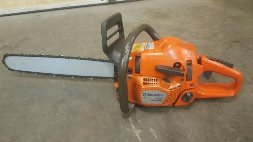 HUSQVARNA 346XP CHAINSAW **CLEAN**
