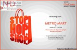 wave metro mart new retail shop call - Price: ,