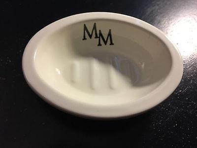 Disney Mickey Mouse Soap Dish Porcelain Tub No Reserve!