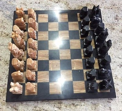 Aztec Chess Set For Sale Classifieds