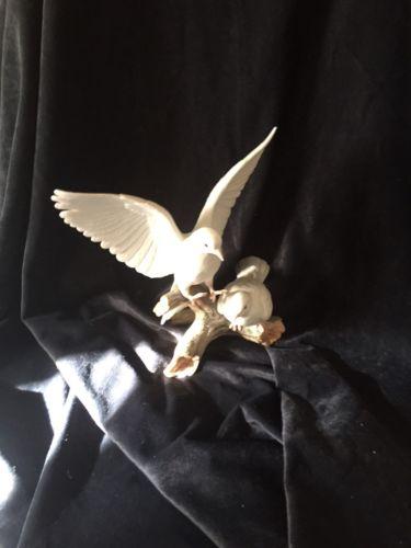 Home Interior Bird Figurine
