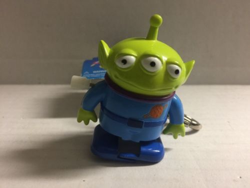 Toy Story 2 Wind-up Walker Keychain