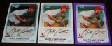 Matt Carpenter () Bowman Rookie Baseball Cards