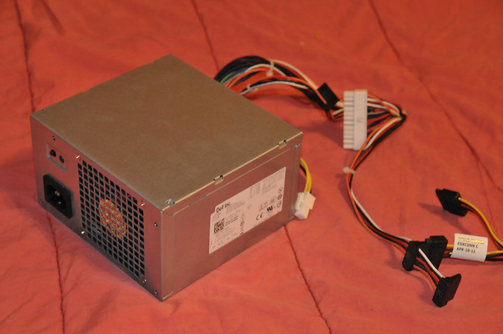 OEM DELL 265W Power Supply Optiplex 390 790 990 Tower VY79 0053N4
