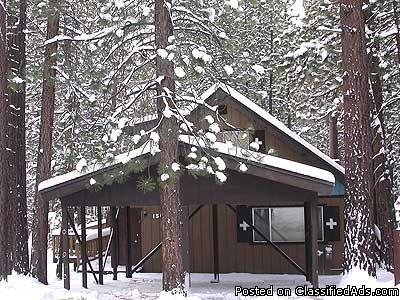 4 bedrooms, 2 bathroom (South Lake Tahoe)