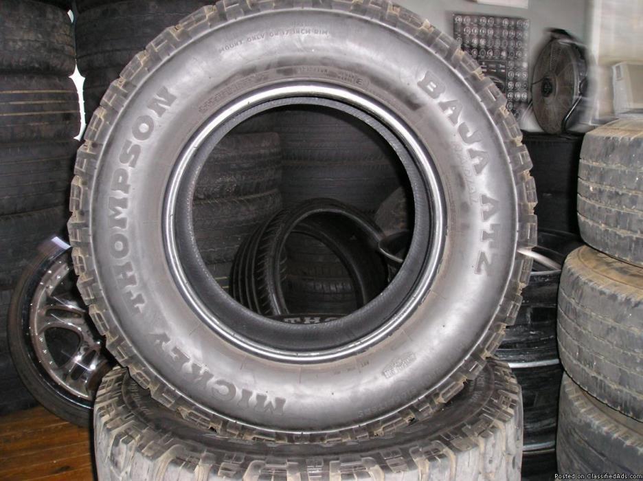 4 17 mickey thompson baha atz tires