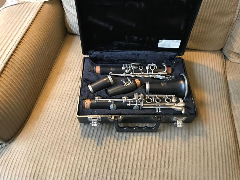Yamaha YCL-34 Intermediate Wood Clarinet (Japan)