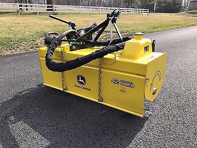 John Deere 42 Hydraulic Tiller