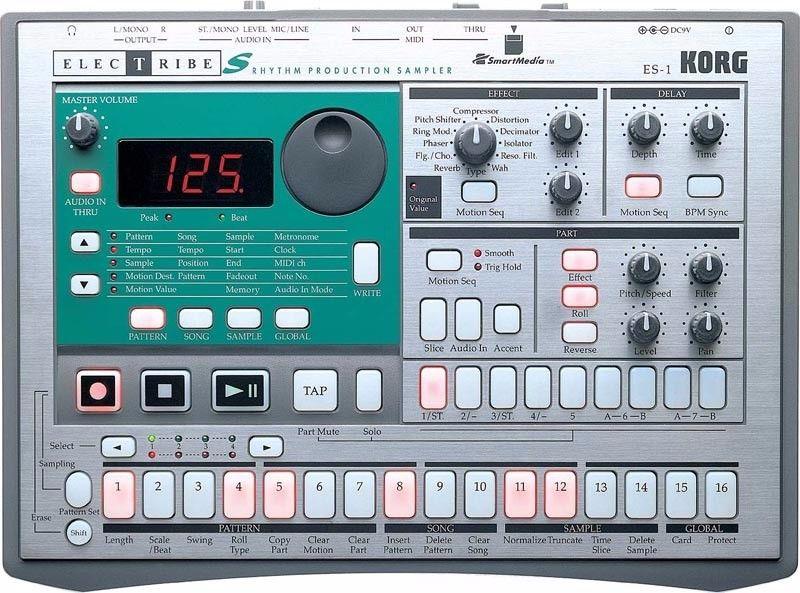 Korg Electribe ES-1