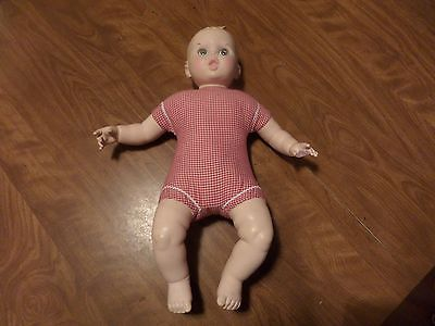 Vintage Gerber Baby Doll 1979 Googly Eyes **See Desription**