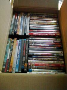 DVD's (Grove city)