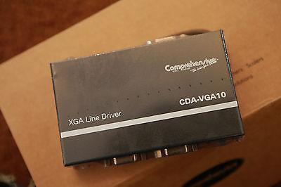 Comprehensive CDA-VGA10K - VGA/XGA 1x1 Video Distribution Amplifier