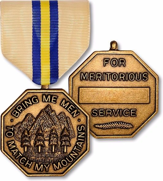 MILITARY FULL SIZE MEDAL AND RIBBON  A:CALIFORNIA NATIONAL GUARD COMMENDATION