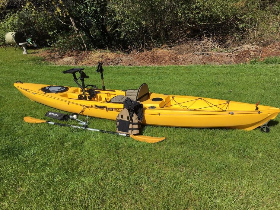 Native watercraft kayak for sale classifieds for Native fishing kayak
