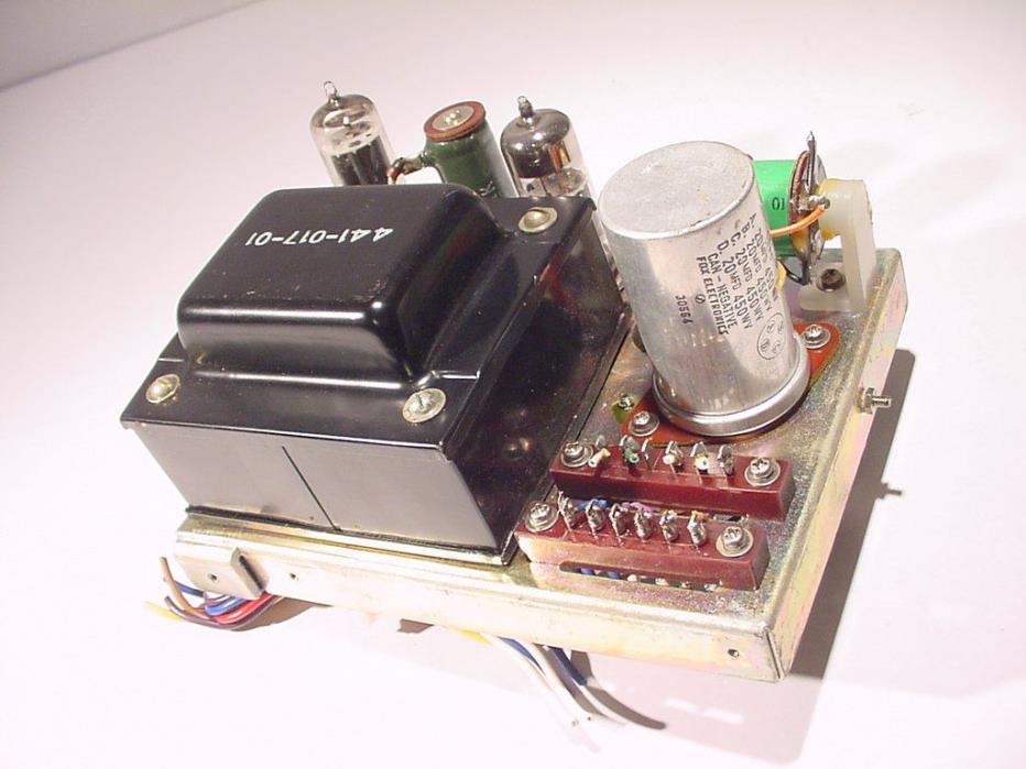 6bq5 Tube Amplifier - For Sale Classifieds
