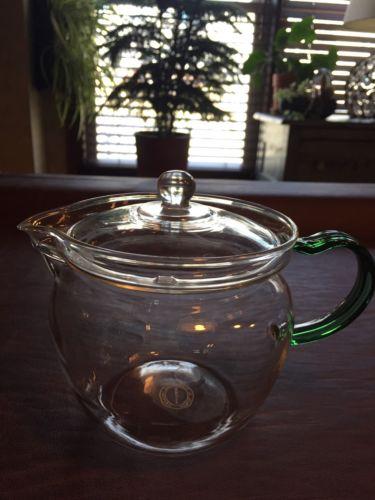 Small Glass Teapot