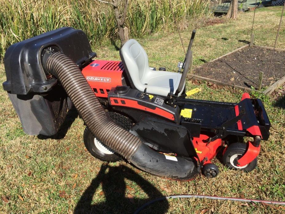 Gravely Zero Turn Mower For Sale Classifieds