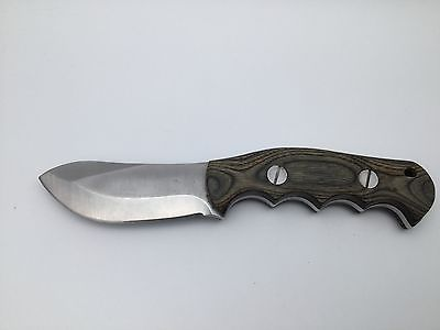 custom Handmade skinning knife