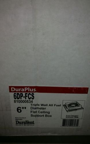 DuraVent 6DP-FCS 6
