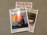 Wooden Boat Magazines (Aiken)