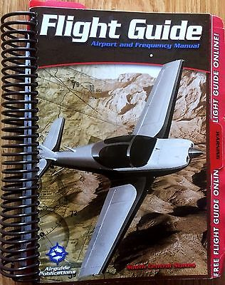FLIGHT GUIDE Airport and Frequency Manual for South Central States by Airguide