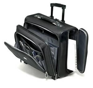 Samsonite Sideloader Rolling Laptop Briefcase NWOT (Annandale)