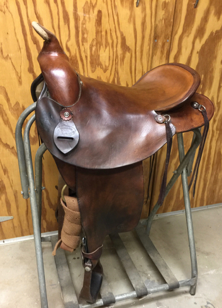 Marciante saddle 15 in Seat