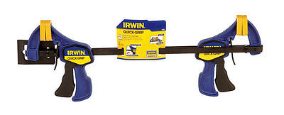 IRWIN Quick-Grip 12 in. Bar Clamp 2pk