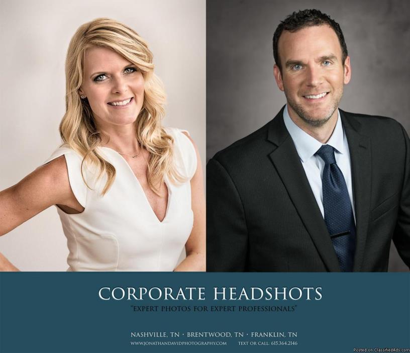 Business Head Shots