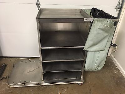 Rolls Royce Janitorial/Cleaning Cart