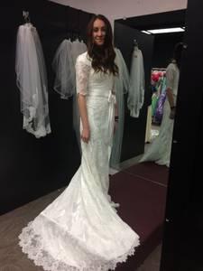 Wedding dress (Provo)