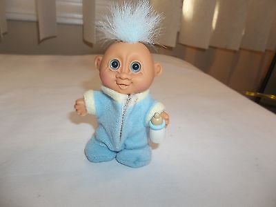 BABY BOY TODDLER Russ Troll Doll 3