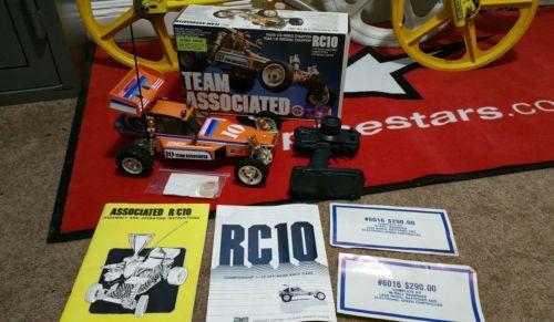 vintage rc car