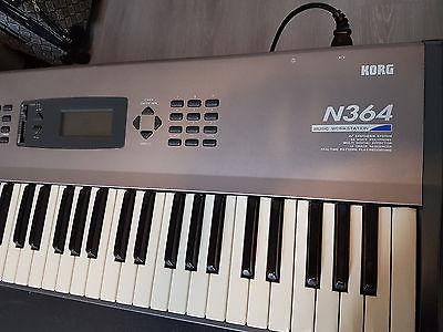 Korg N364 Keyboard SYNTH / WORKSTATION