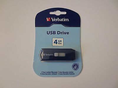 Verbatim Store 'n' Go 4 GB USB Flash Drive
