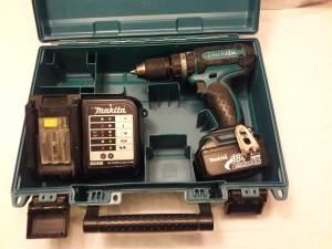 Makita drill set (Denver)