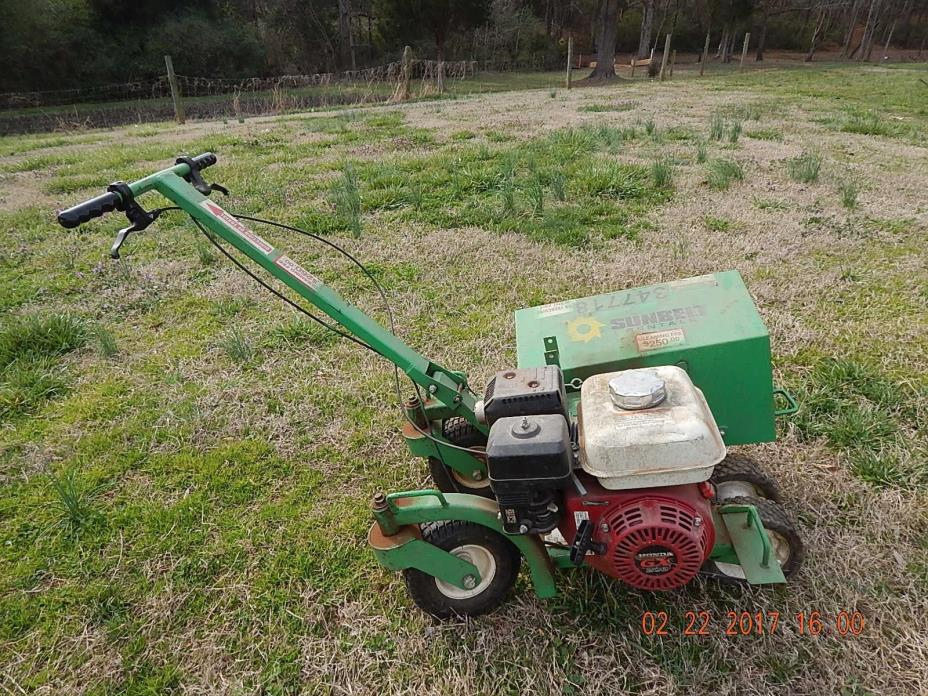 Used E-Z Trench BE400 Bedscaper Bed Edger Trencher Landscaping EZ Trench