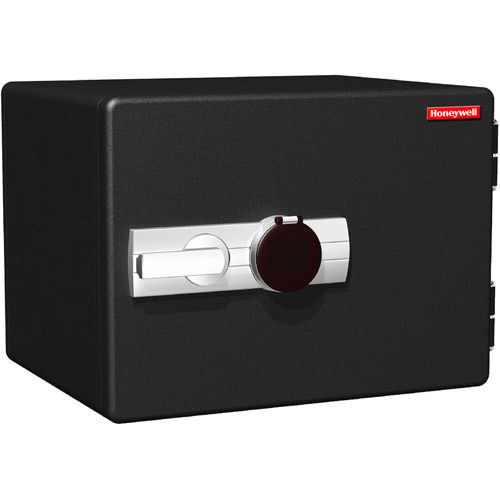 New Honeywell Fireproof Safe Box Digital Electronic Home Security Cash Black