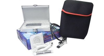 Quantum Magnetic Body Health Analyzer - Silver (38 reports)