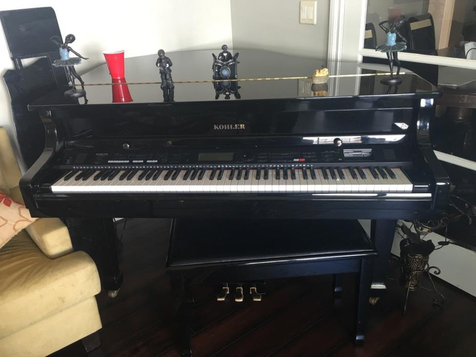 Kohler Baby Grand Digital Piano For Sale Classifieds