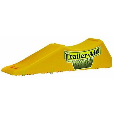 Trailers Trailer Aid Tandem Tire Changing Ramp, Yellow