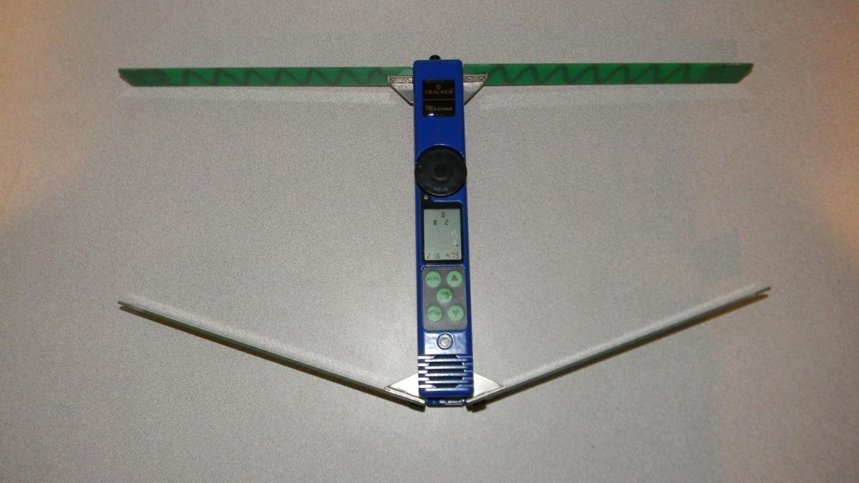 Tracker Maxima 5000/25 VHF Yagi RF Tracking Reciever 216 - 220 MHz 100% Tested